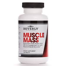 Beverly International Muscle Mass BCAA 150 Tablets