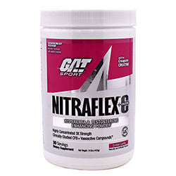 GAT Nitraflex + Creatine 30 Servings