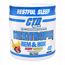 CTD Sports Noxitropin PM 40 Servings
