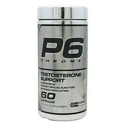 Cellucor P6 Chrome 60 Capsules