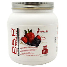 Metabolic Nutrition PSP Non-Stimulant Pre-workout