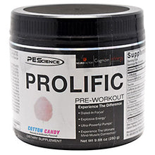 PEScience Prolific with FREE PES Select Protein Bar