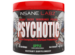 Insane Labz Psychotic 35 servings
