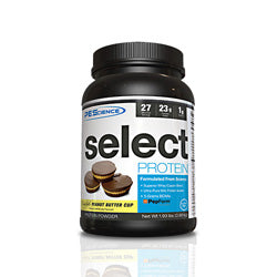 PEScience Select Protein 27 Servings with Free PES Select Protein Bar