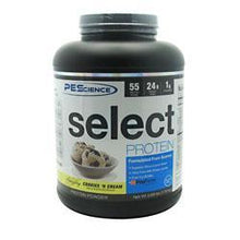 PEScience Select Protein 55 Servings with Free PES Select Protein Bar