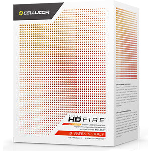 Cellucor Super HD Fire 112 Capsules, 8 Week Supply with FREE Alpha Amino 30 sv