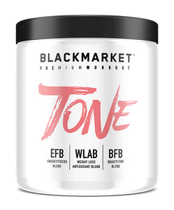 Black Market Labs Tone Pre-Workout  FREE SHIPPING