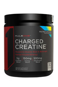Rule 1 Charged Creatine 30 sv