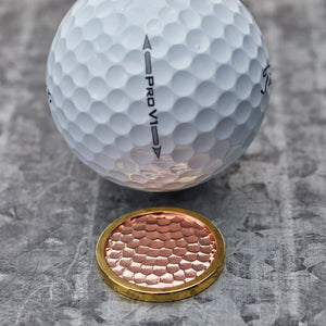 Moscow Mule Magnetic Golf Ball Marker