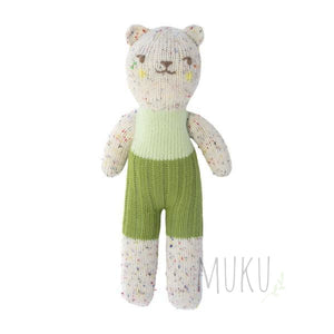 BLABLA HANDKNITTED DOLL - soft toy