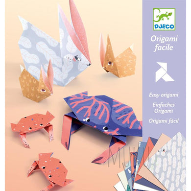 DJECO FAMILY ORIGAMI - physical