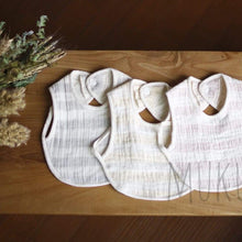 Load image into Gallery viewer, JAPANESE ORGANIC COTTON BIB