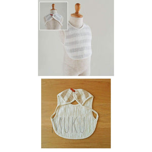 JAPANESE ORGANIC COTTON BIB