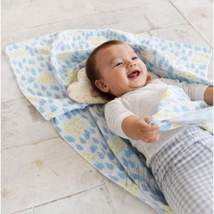 KONTEX BABY GAUZE WRAP/BLANKET - JAPAN PRODUCTS
