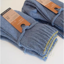 Load image into Gallery viewer, KONTEX RE.DENIM SOCKS - JAPAN PRODUCTS