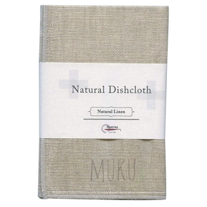 NAWRAP natural dishcloth - linen - physical