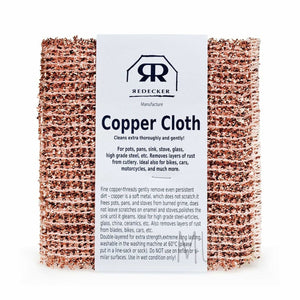 REDECKER COPPER CLOTH set of 2 - physical