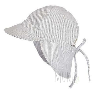 TOSHI FLAP CAP BABY DOVE - baby apparel