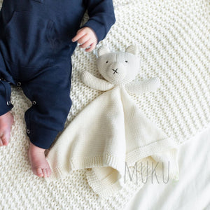 ZESTT ORGANIC COTTON LOVELY BEAR - soft toy