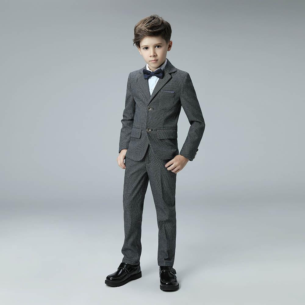 4pcs baby boys kids blazers boy suits for weddings