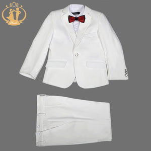 Nimble Boys Suits for Weddings Terno Infantil Costume Enfant Garcon Mariage Baby Boy Suit Costume Garcon Mariage Disfraz Infanti