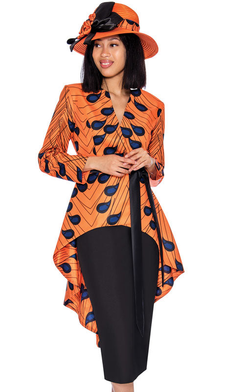 Plus Size Ladies Church Suits