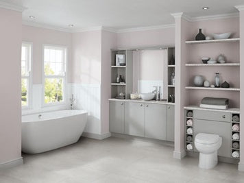 howdens fitted bathrooms