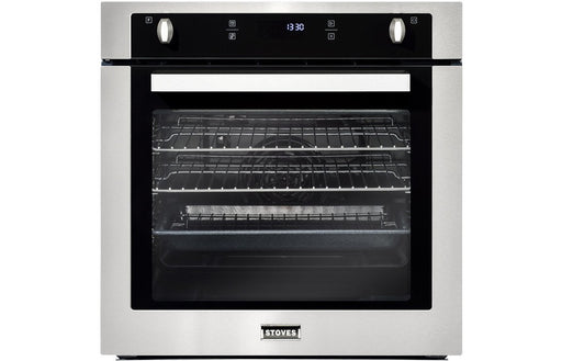 Stoves SEB602PY B/I Single Electric Oven - St/Steel