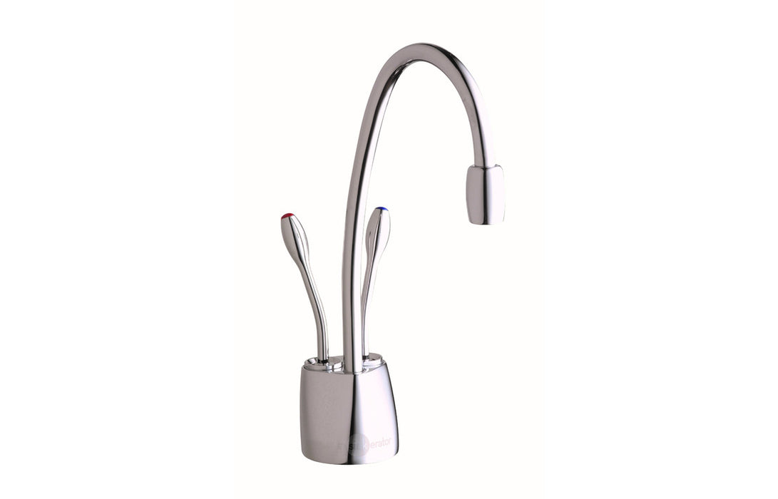InSinkErator HC1100 Hot/Cold Mixer Tap, Neo Tank & Water Filter - Chrome