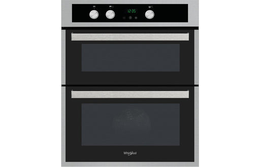 Whirlpool AKL307IX B/U Double Electric Oven - St/Steel