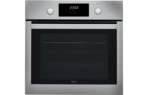 Whirlpool AKP745IX B/I Single Electric Oven - St/Steel