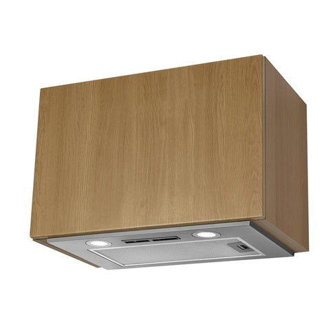 LAM2302 A Lamona 60cm Stainless Steel Canopy Cooker Hood