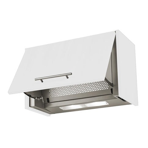 LAM2205 A Lamona S/Steel Integrated Turbo Extractor 60cm
