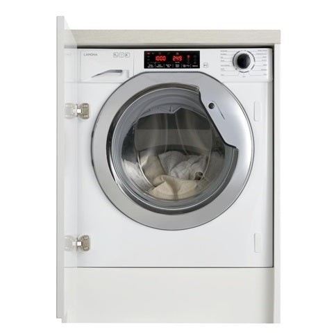 LAM8775 A Lamona Built In 9Kg 1400rpm White Washing Machine