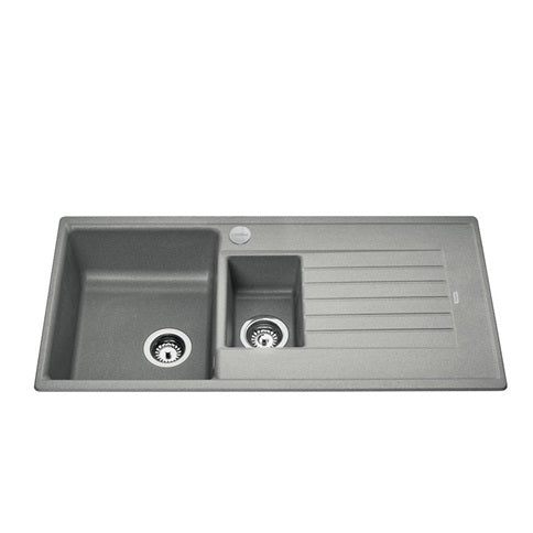Lamona Grey granite composite 1.5 bowl sink (SNK2152)