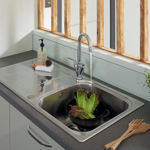 Lamona Kielder single bowl sink (SNK5103)
