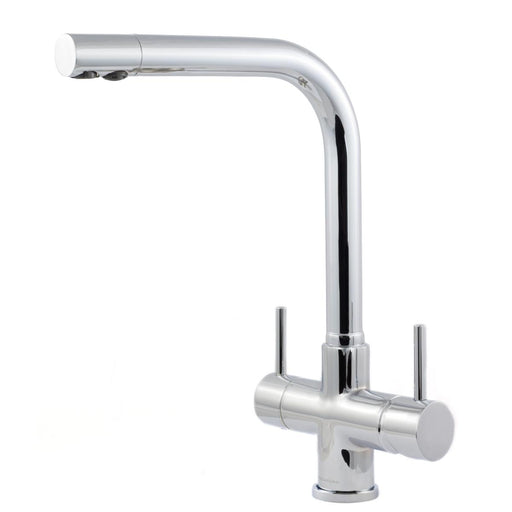 Acquapuro Sorrento 2 Lever 3 Way Tap