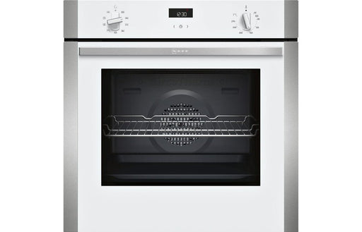 Neff N50 B1ACE4HW0B B/I Single Electric Oven - White