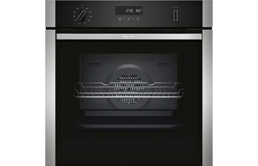 Neff N50 B2ACH7HN0B B/I Single Pyrolytic Oven - St/Steel