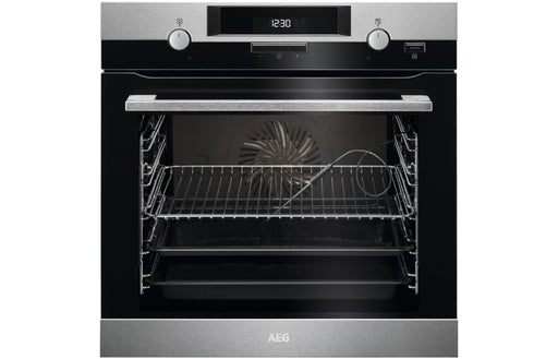 AEG BCK452210M B/I Single Electric Oven - St/Steel