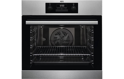 AEG BEB231011M B/I Single Electric Oven - St/Steel