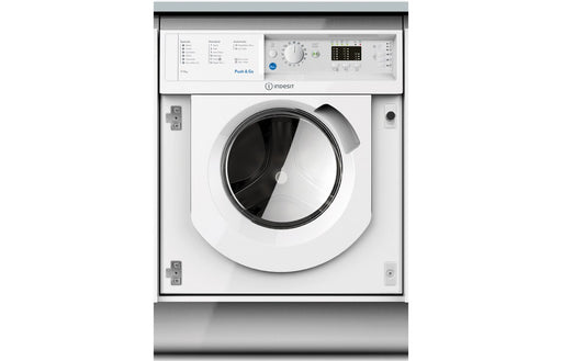 Indesit BIWDIL7125 B/I 7kg/5kg 1200rpm Washer Dryer