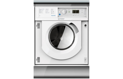 Indesit BIWMIL71252 B/I 7kg 1200rpm Washing Machine