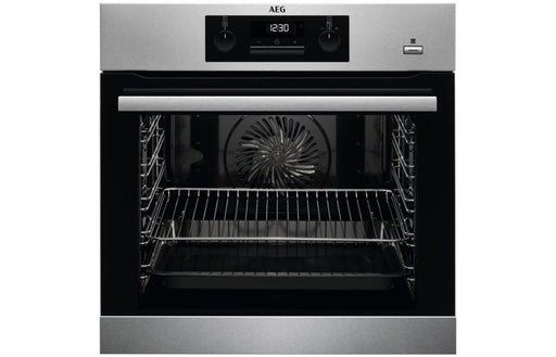 AEG BPK351020M B/I Single Pyrolytic Oven - St/Steel