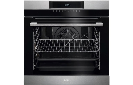 AEG BPK642020M B/I Single Electric Oven - St/Steel