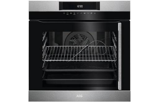 AEG BPK744L21M B/I Single Pyrolytic Oven - St/Steel