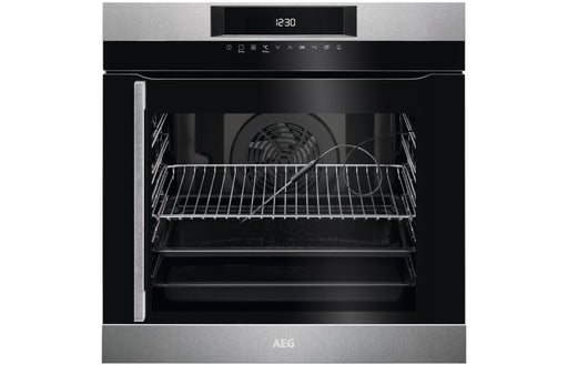 AEG BPK744R21M B/I Single Pyrolytic Oven - St/Steel