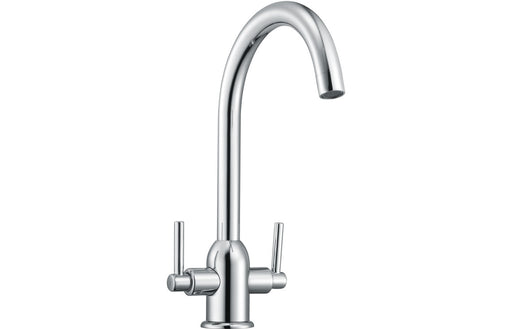 Prima Albany Dual Lever Mixer Tap - Chrome