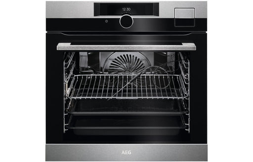 AEG BSK892330M B/I Single Electric Oven - St/Steel