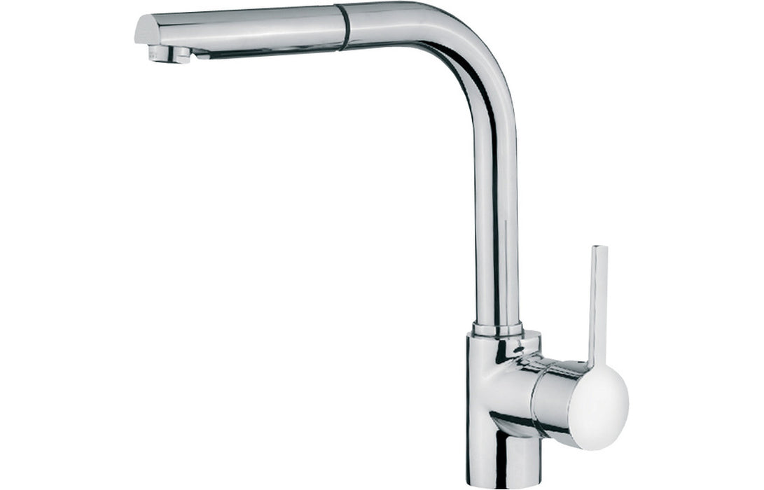 Teka ARK 938 Single Lever Mixer Tap w/ Pull-Out Spray - Chrome